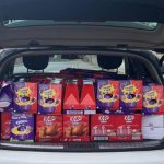 Parkgate Makes an Eggstra special delivery to our frontline Heroes